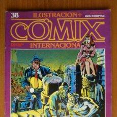 Cómics: COMIX INTERNACIONAL Nº 38 - ENERO 1984. Lote 44114452