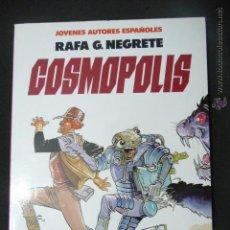 Fumetti: COSMOPOLIS. RAFA G. NEGRETE. TOUTAIN + PENTHOUSE COMIX 13 Y 14 (RESERVADO). Lote 44344402