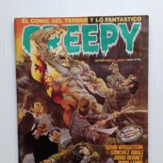Cómics: CREEPY. Nº 34, ABRIL 1982.. Lote 44418775