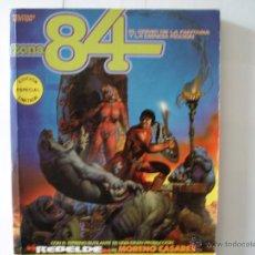 Cómics: ZONA 84 EDICION ESPECIAL LIMITADA PRIMAVERA 1, RETAPADO, CONTIENE LOS Nº 4, 5 Y 6. Lote 49887843