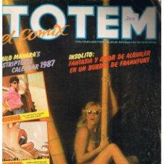 Cómics: TOTEM EL COMIX, Nº 2. TOUTAIN (RF.MA). Lote 44887683