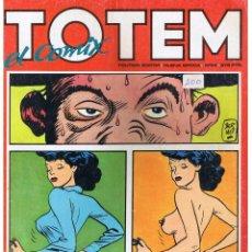 Cómics: TOTEM EL COMIX, Nº 34. TOUTAIN (RF.MA). Lote 44887692