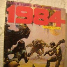 Comics: COMIC 1984 EXTRA Nº 8 CON LOS NºS 46,47 Y 48 TOUTAIN 1982. Lote 45039792