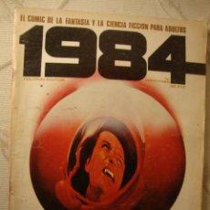 Cómics: COMIC 1984 TOUTAIN. Lote 45040034
