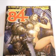 Cómics: ZONA 84 - RETAPADO CON 3 COMICS - NUMS 32 33 34. Lote 45549412