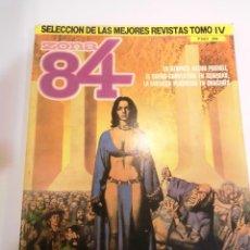 Cómics: ZONA 84 - RETAPADO CON 4 COMICS - NUMS ?? 43 19 15. Lote 45549489