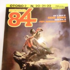 Cómics: ZONA 84 - RETAPADO CON 3 COMICS - NUMS 20 21 22. Lote 45549525