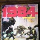 Cómics: COMIC 1984 TOUTAIN EXTRA Nº 8 NÚMEROS 46-47-48-FANTASÍA-CIENCIA FICCIÓN NUEVO 1982. Lote 45792263