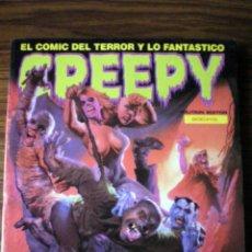 Cómics: COMIC CREEPY EXTRA Nº 16 CONTIENE 4 COMICS Nº 69-70-71-72 TOUTAIN 1979 NUEVO. Lote 45792796