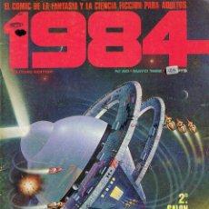 Cómics: REVISTA 1984 NUMERO 40 (WRIGHTSON, V DE LA FUENTE, CORBEN, BRUCE JONES, ESTEBAN MAROTO, ETC.). Lote 45832471