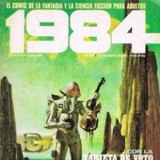 Cómics: REVISTA 1984 NUMERO 57 (FERNANDO FERNANDEZ, KORDEY, RICHARD CORBEN, GIMENEZ, MANDRAFINA, ALTUNA). Lote 45832521