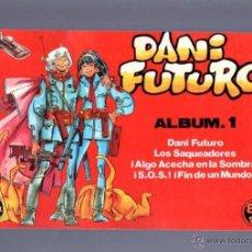 Cómics: CARLOS GIMÉNEZ. DANI FUTURO 1. HITPRESS. 1980. TAPAS CARTÓN BLANDO. 72 PÁGINAS BLANCO Y NEGRO.. Lote 32610060
