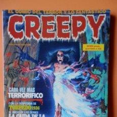 Cómics: CREEPY. EL CÓMIC DEL TERROR Y LO FANTÁSTICO. EXTRA 13 - DIVERSOS AUTORES. Lote 46057215