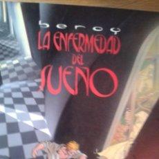 Cómics: LA ENFERMEDAD DEL SUEÑO / BEROY / TOUTAIN OBRA COMPLETA. Lote 46149143