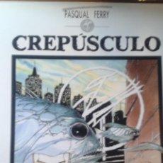 Cómics: CREPUSCULO / PASQUAL FERRY / TOUTAIN OBRA COMPLETA. Lote 50840263