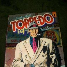 Cómics: TEBEO- TORPEDO 1936, TOMO I- TOUNTAIN EDITOR AÑO 1988-CA16. Lote 46183846