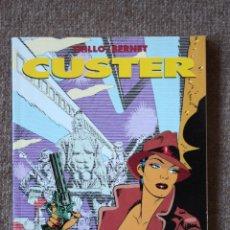 Cómics: CUSTER. BERNET, JORDI / TRILLO, CARLOS. ACME. 1991. EDICIÓN ITALIANA. Lote 46483130