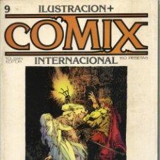 Fumetti: COMIX INTERNACIONAL - Nº 9. Lote 48881268