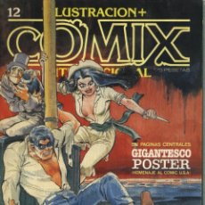 Fumetti: COMIX INTERNACIONAL - Nº 12. Lote 46545537