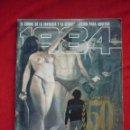 Cómics: COMIC 1984 - ESPECIAL Nº 50 - CONTIENE LAS 4 POSTALES !! - AÑO 1983 - VER DESCRIPCIÓN DEL CONTENIDO. Lote 46878710