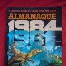 Cómics: COMIC 1984 - ALMANAQUE 1981 (AÑO 1980) VER DESCRIPCIÓN DE CONTENIDOS -TOUTAIN. Lote 50725193