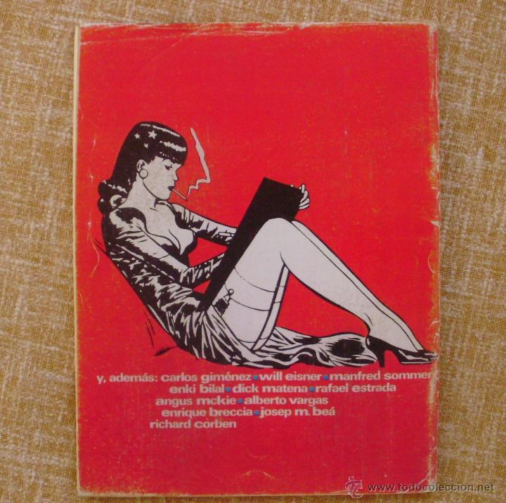 Cómics: Comix Internacional, Ilustración +, Toutain Editor, números 10, 19 y 29, años 1981, 1982 y 1983 - Foto 4 - 47016550