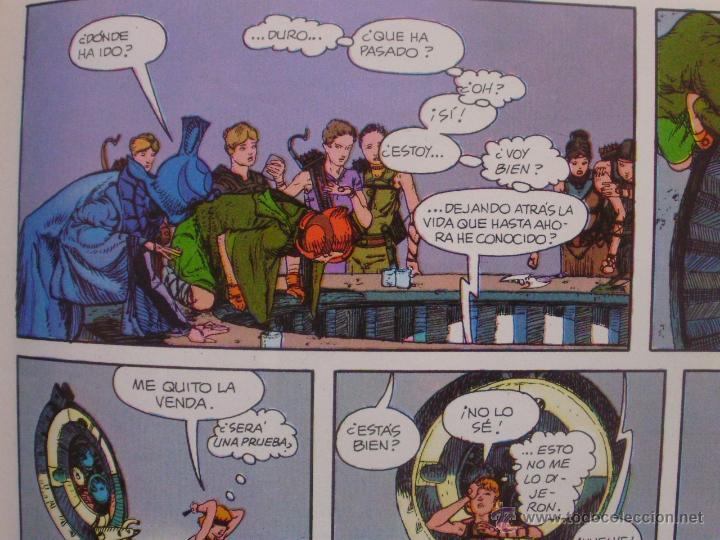Cómics: Comix Internacional, Ilustración +, Toutain Editor, números 10, 19 y 29, años 1981, 1982 y 1983 - Foto 11 - 47016550