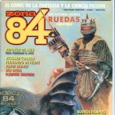 Fumetti: ZONA 84 NUMERO 80 COMIC EN BUEN ESTADO. Lote 120126046