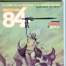 Comics : ZONA 84 NUMERO 44 COMIC EN BUEN ESTADO. Lote 47442422