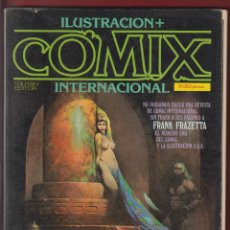 Cómics: ILUSTRACION + COMIC INTERNACIONAL-Nº 4-TOUTAIN EDITOR-1981-BARCELONA *. Lote 47483696