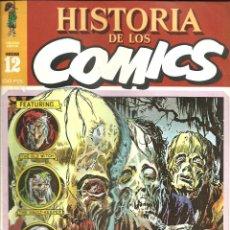 Cómics: HISTORIA DE LOS CÓMICS NÚMERO 12 TOUTAIN EDITOR. Lote 47794087