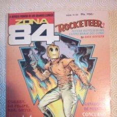 Cómics: ZONA 84: NUMEROS 86, 87, 88. Lote 47816190