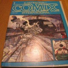 Cómics: COMIX INTERNACIONAL 7. Lote 47844694