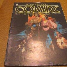 Cómics: COMIX INTERNACIONAL 8. Lote 47844705