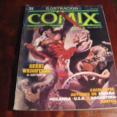 Cómics: COMIX INTERNACIONAL 31. Lote 47847469