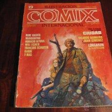 Cómics: COMIX INTERNACIONAL 19. Lote 47847492