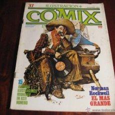 Cómics: COMIX INTERNACIONAL 37. Lote 47847512