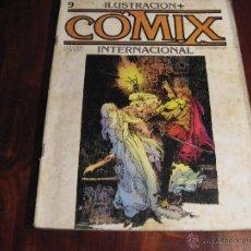 Cómics: COMIX INTERNACIONAL 9. Lote 47847536