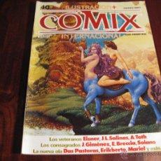 Cómics: COMIX INTERNACIONAL 40. Lote 47847654