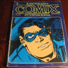 Cómics: COMIX INTERNACIONAL 3. Lote 47847698