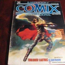Cómics: COMIX INTERNACIONAL 36. Lote 47847952