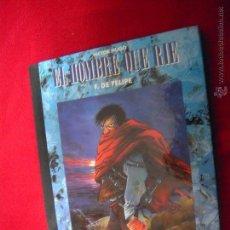 Cómics: EL HOMBRE QUE RIE - F. DE FELIPE - CARTONE. Lote 47847928