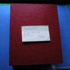 Cómics: TOUTAIN EDITOR SUPER TOTEM 1981 1 TOMO S/Nº - 3 EJEMPLARES HARLEM BLUES,EL ORO DE KEONDIKE, PDELUXE. Lote 47860253