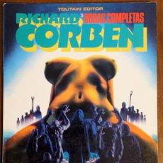 Cómics: OBRAS COMPLETAS RICHARD CORBEN Nº3. UNDERGROUND. Lote 47927375