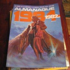 Cómics: 1984.- ALMANAQUE 1982. Lote 47936236
