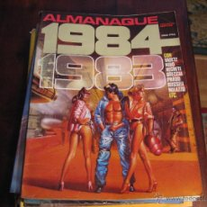 Cómics: 1984.- ALMANAQUE PARA 1983. Lote 47936248