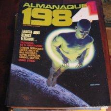 Cómics: 1984.- ALMANAQUE PARA 1984. Lote 47936274