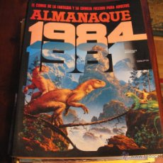 Cómics: 1984.- ALMANAQUE 1981. Lote 47952014