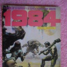 Cómics: 1984 58 60 63 TOUTAIN 1983 EXTRA ANTOLOGIA RICHARD CORBEN TOMO. Lote 48008944