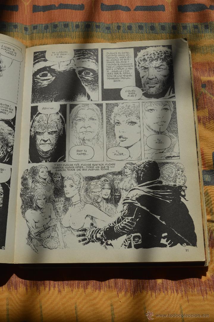 Cómics: ZONA 84 REVISTA DE CIENCIA FICCIÓN ALMANAQUE 1986 - Foto 2 - 48281430